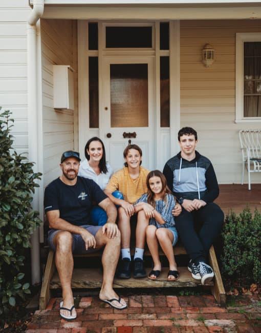 Miranda Narducci & Family