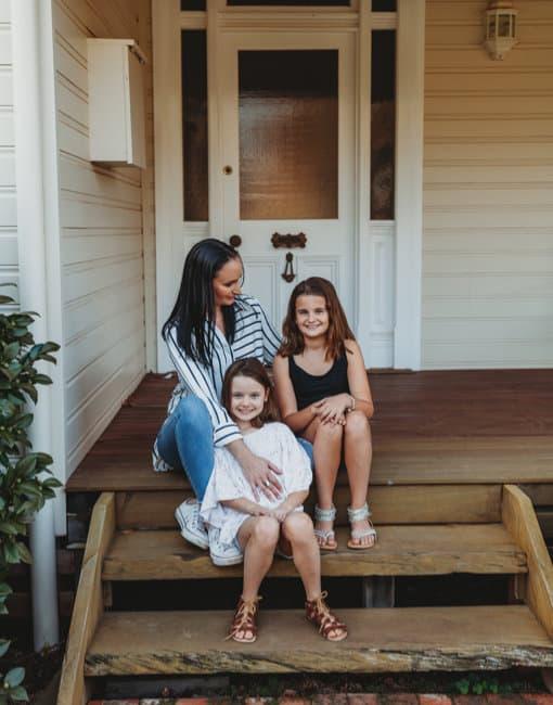 Toni Smit & Family